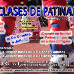 17 2014_10_06 Clases Patinaje Alhaurin CARTEL