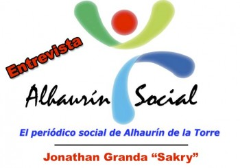 Alhaurín Social entrevista a Jonathan Granda «Sakry»